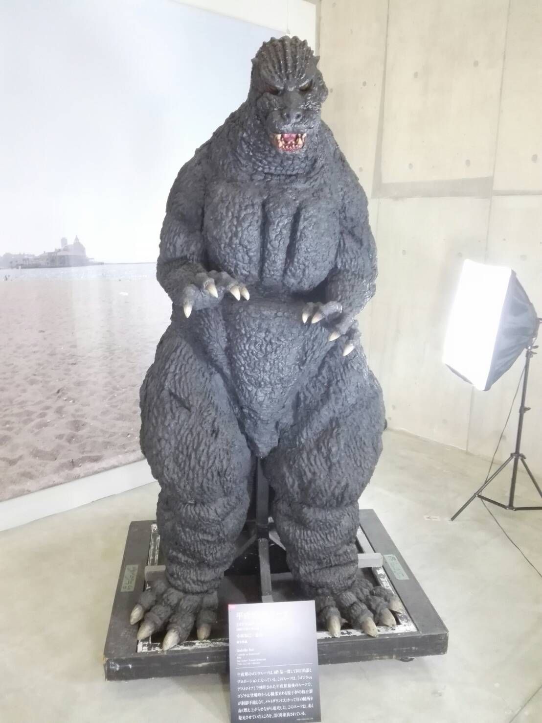 Godzilla at the Museum : Creative Tracks of Daikaiju